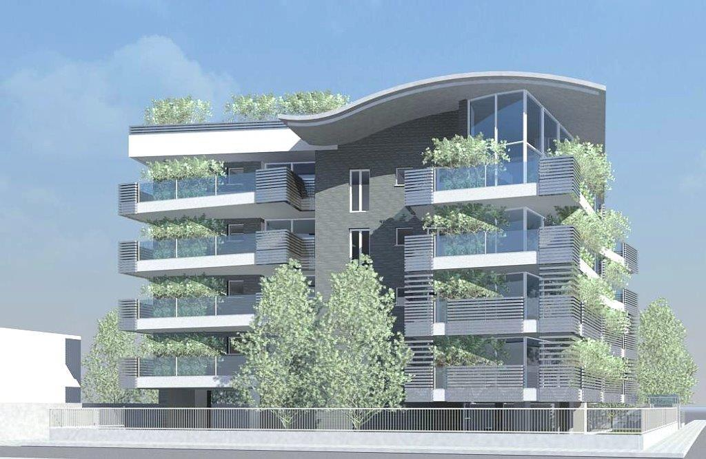 Appartamento in vendita a Monza, 3 locali, prezzo € 398.000   Cambio Casa.it