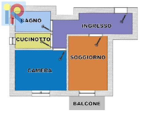 Vendita  bilocale Cinisello Balsamo  1 979375