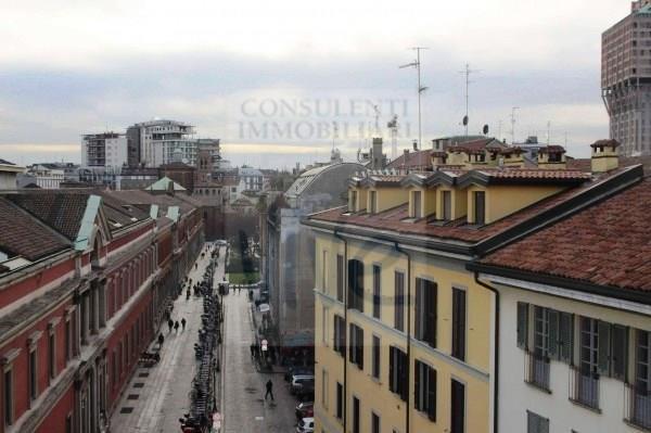 Attico / Mansarda in affitto a Milano, 3 locali, zona Località: MISSORI, prezzo € 1.800 | Cambio Casa.it