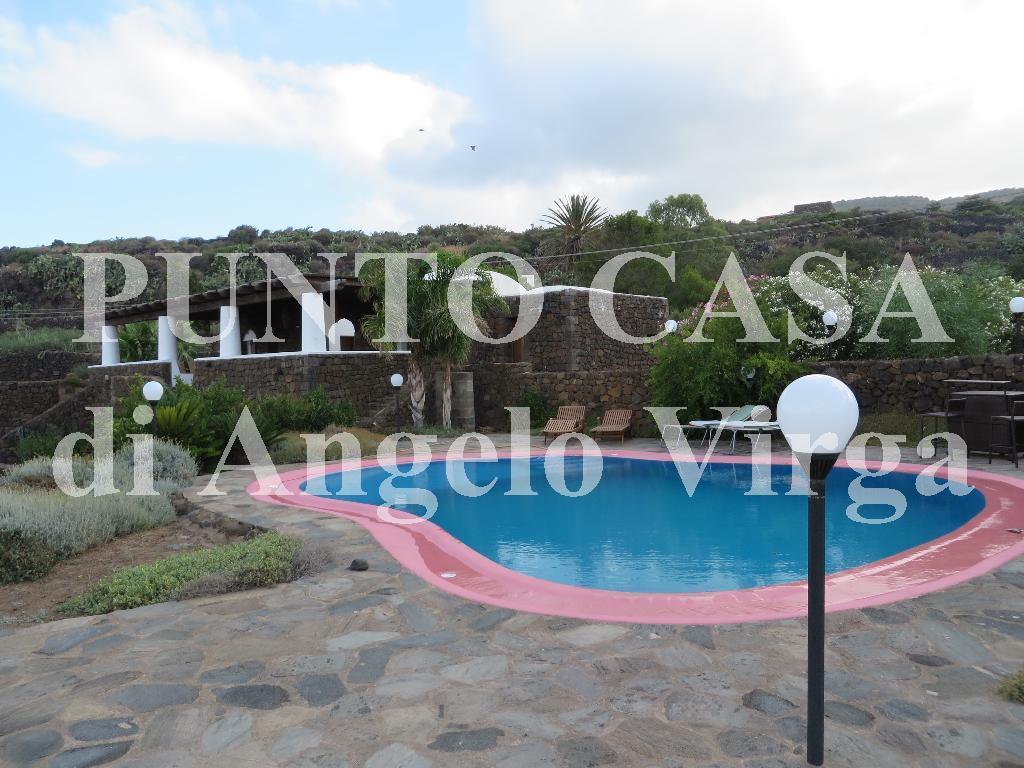 Foto - Villa In Vendita Pantelleria (tp)