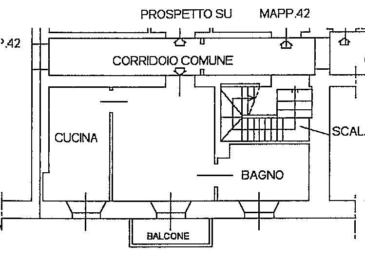 Vendita  bilocale Arcore P.za Durini 23 1 700337