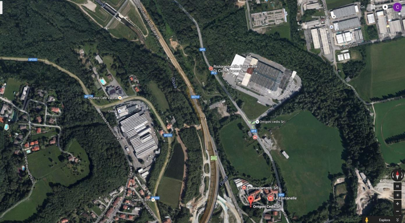 Locale commerciale in affitto a varese agenzie - Immobiliari a varese ...