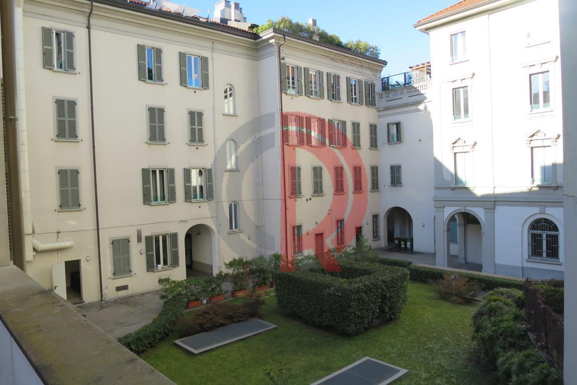 milano affitto quart: porta romana cecchini-&-regazzola-srl