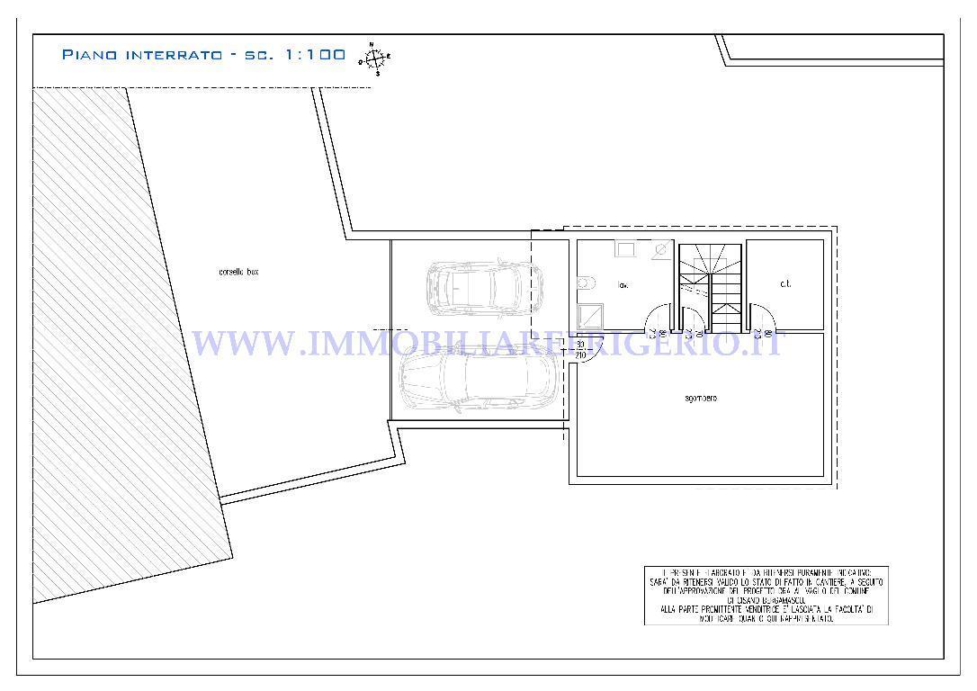 Villa Singola Vendita Cisano Bergamasco 4318