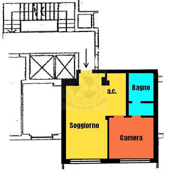 Affitto  bilocale Monza Vicolo Borghetto 11 1 1057906
