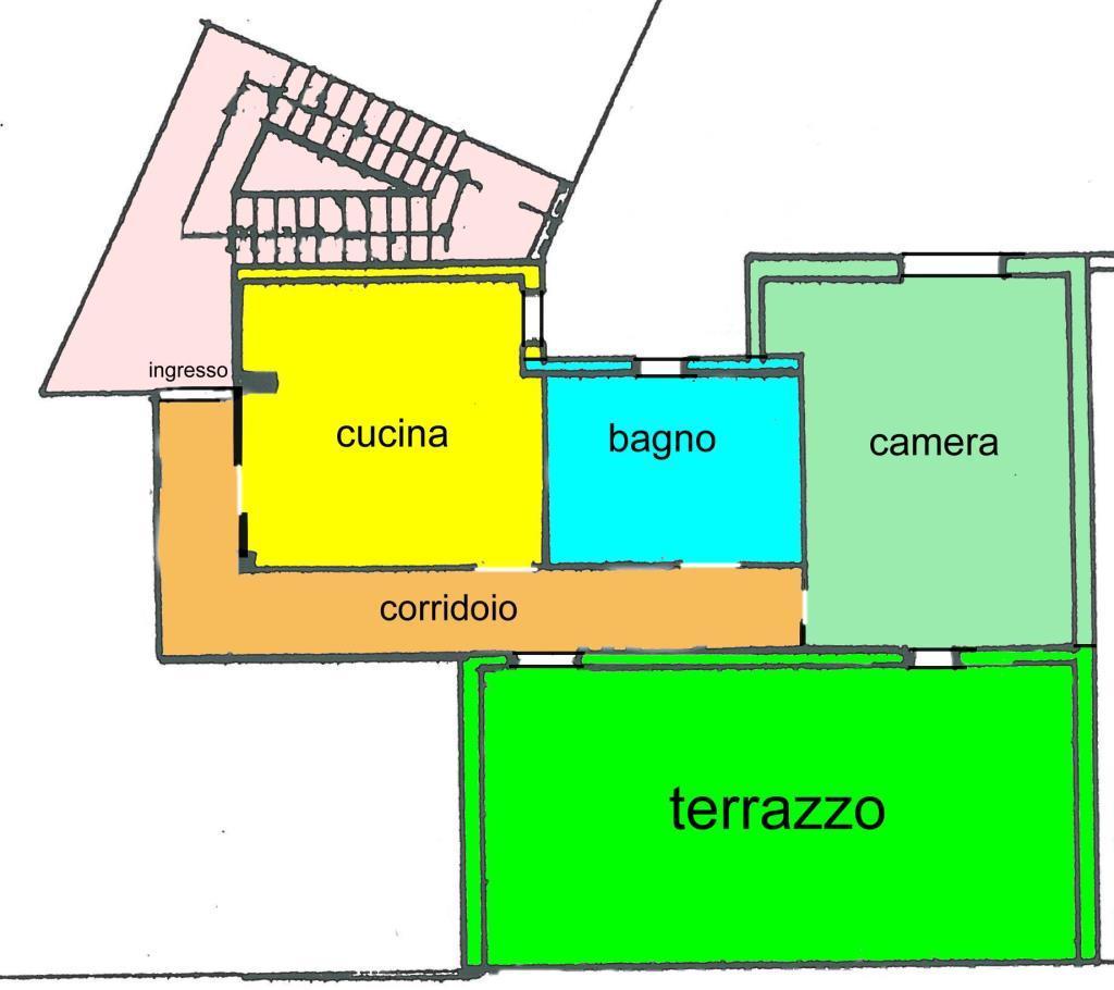 Vendita  bilocale Monza Via Giovanni Paisiello 51 1 705446
