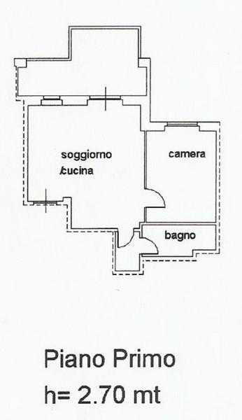 Affitto  bilocale Grottammare Via Lame 1 714280