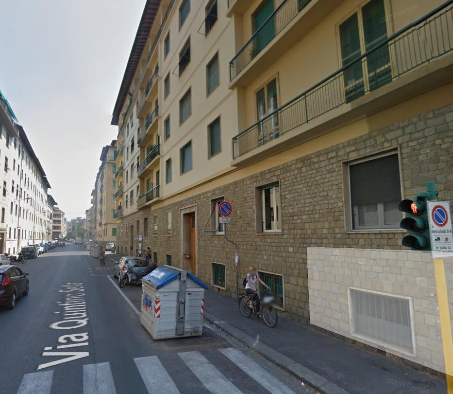 Bilocale Firenze Via Quintino Sella 1