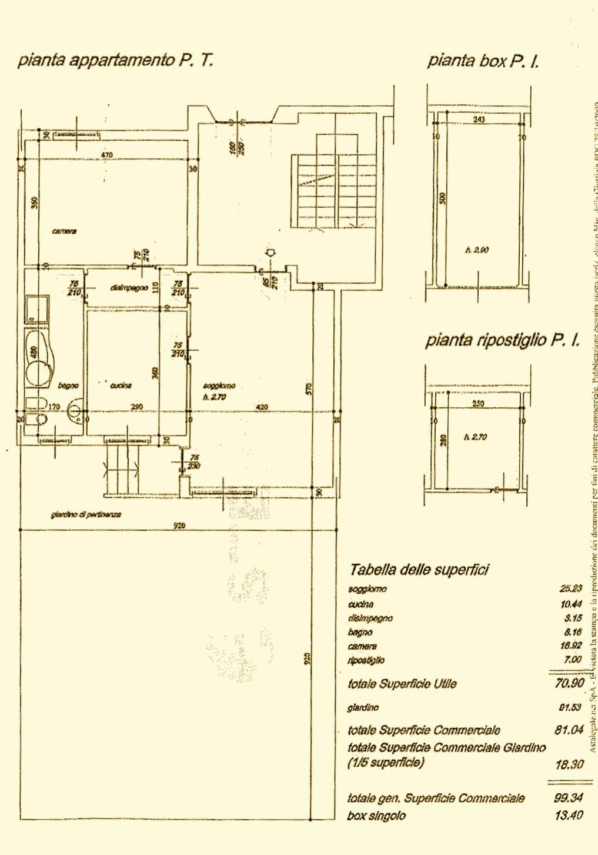 Vendita  bilocale Brembate di Sopra  1 652344