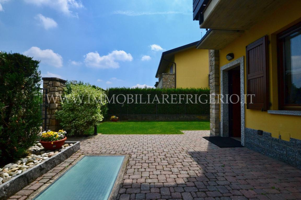 Vendita villa a schiera Cisano Bergamasco superficie 196,5m2