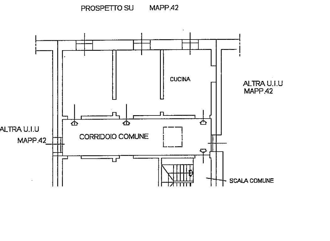 Bilocale Arcore P.za Durini 23 8