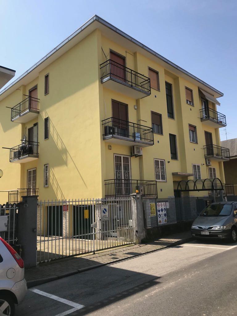 Bilocale Zibido San Giacomo Via Giuseppe Di Vittorio 12 3