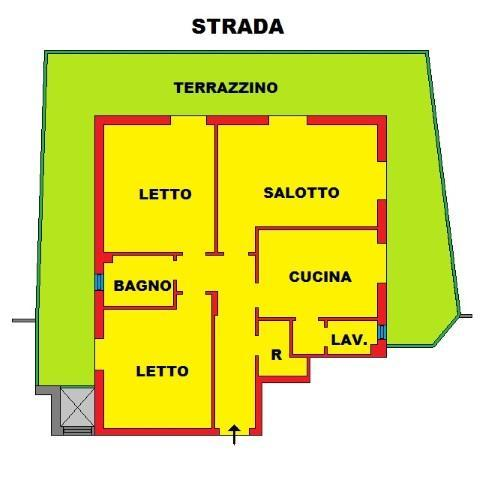 Affitto Bari Via Giuseppe Petraglione