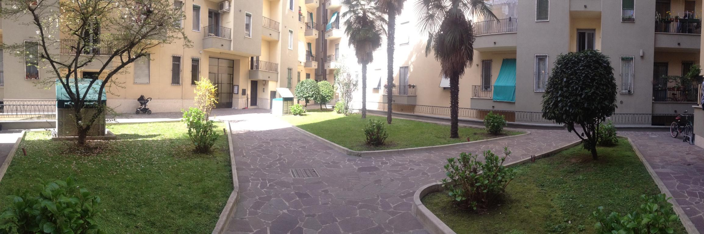Bilocale Milano Via Mamiani 14 1