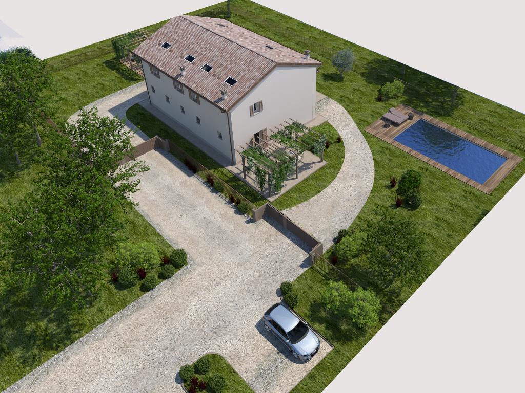 Soluzione Semindipendente in vendita a Faenza, 4 locali, zona Località: SAN PIER LAGUNA, prezzo € 288.000 | CambioCasa.it