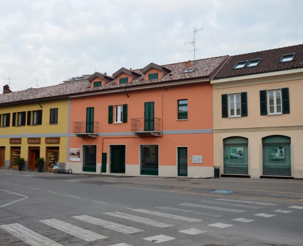 Bilocale Villasanta Piazza Daelli 2