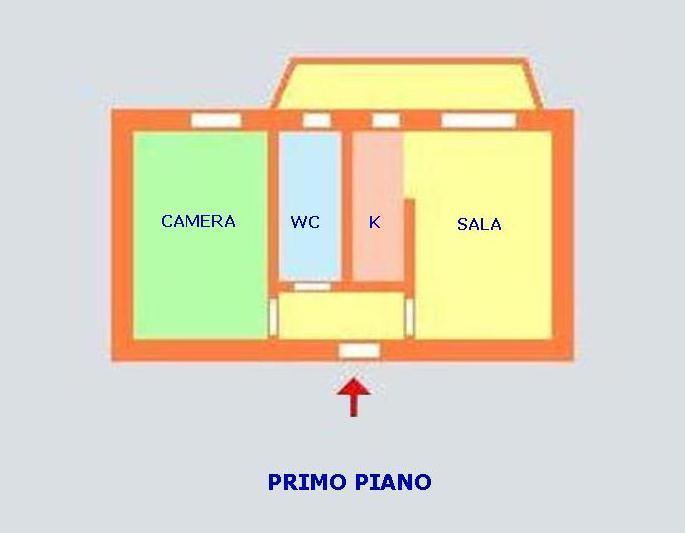 Vendita  bilocale Concorezzo Via Della Libertà 1 585045