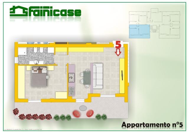 Affitto  bilocale Truccazzano Via Manzoni 16 1 430267