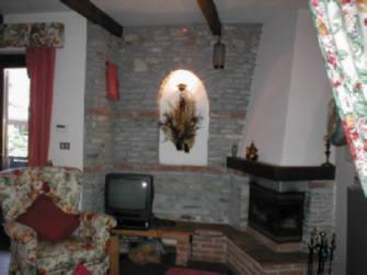 Bilocale Oulx Residenza Roux Vi, Via Cotolivier 2