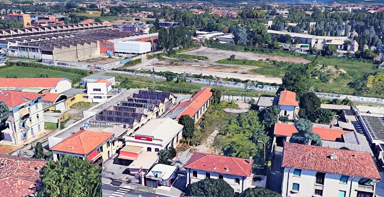 Terreno BERGAMO vendita  BORGO PALAZZO  OROMEDIA SRL