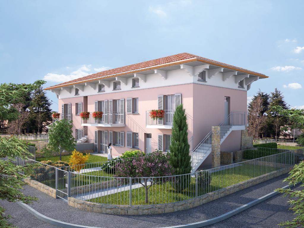 Appartamento in vendita a Barzana, 4 locali, prezzo € 235.000 | Cambio Casa.it