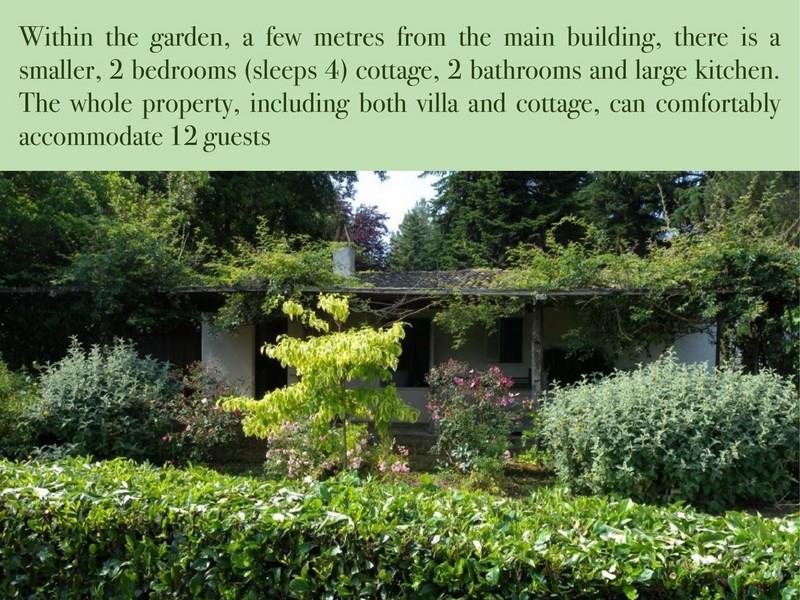 Affittasi prestigiosa villa con piscina a Orvieto (TR)