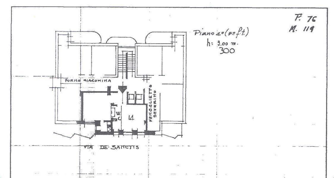 Affitto  bilocale Torino Via De Sanctis 1 1088625