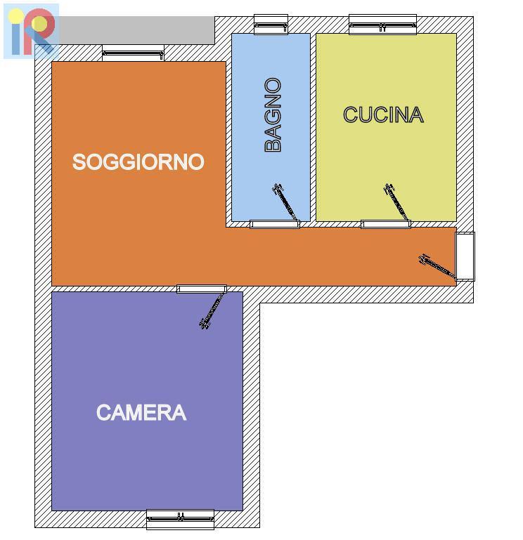 Vendita  bilocale Cinisello Balsamo  1 979376