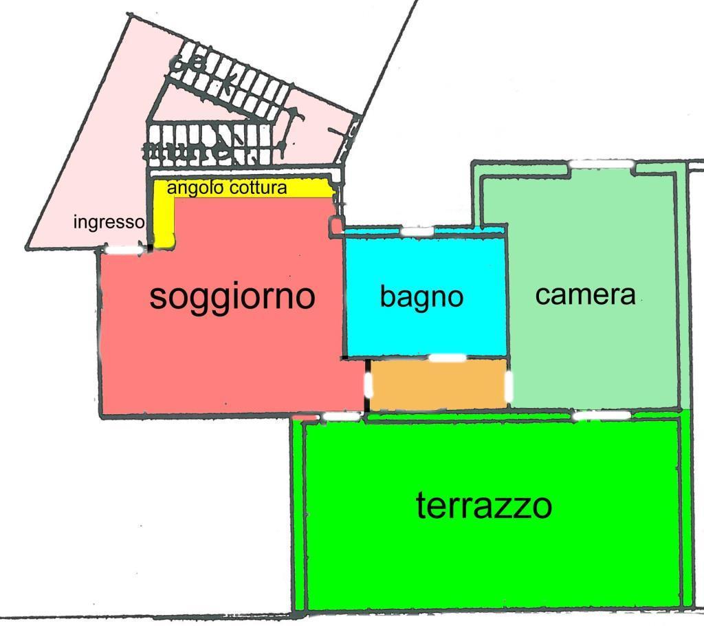 Bilocale Monza Via Giovanni Paisiello 51 1
