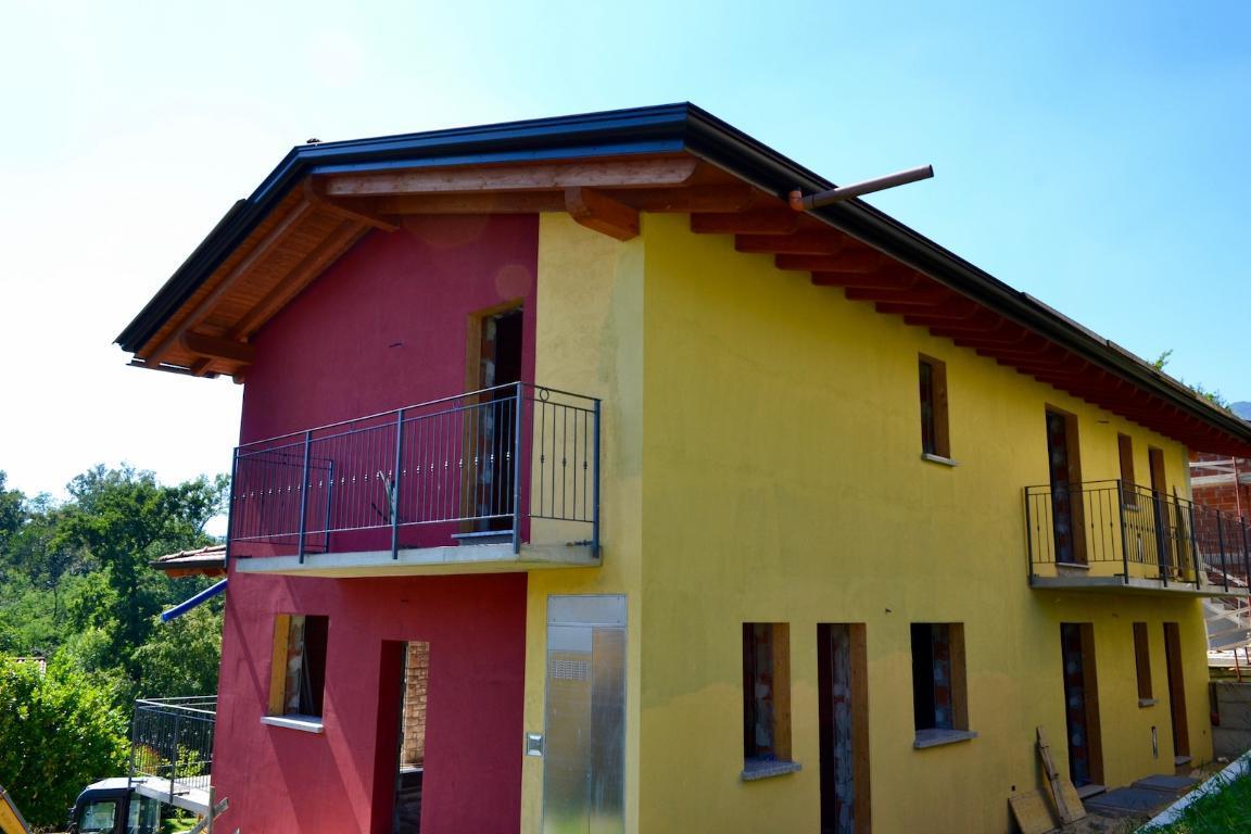 Villa a Schiera in Vendita a Palazzago