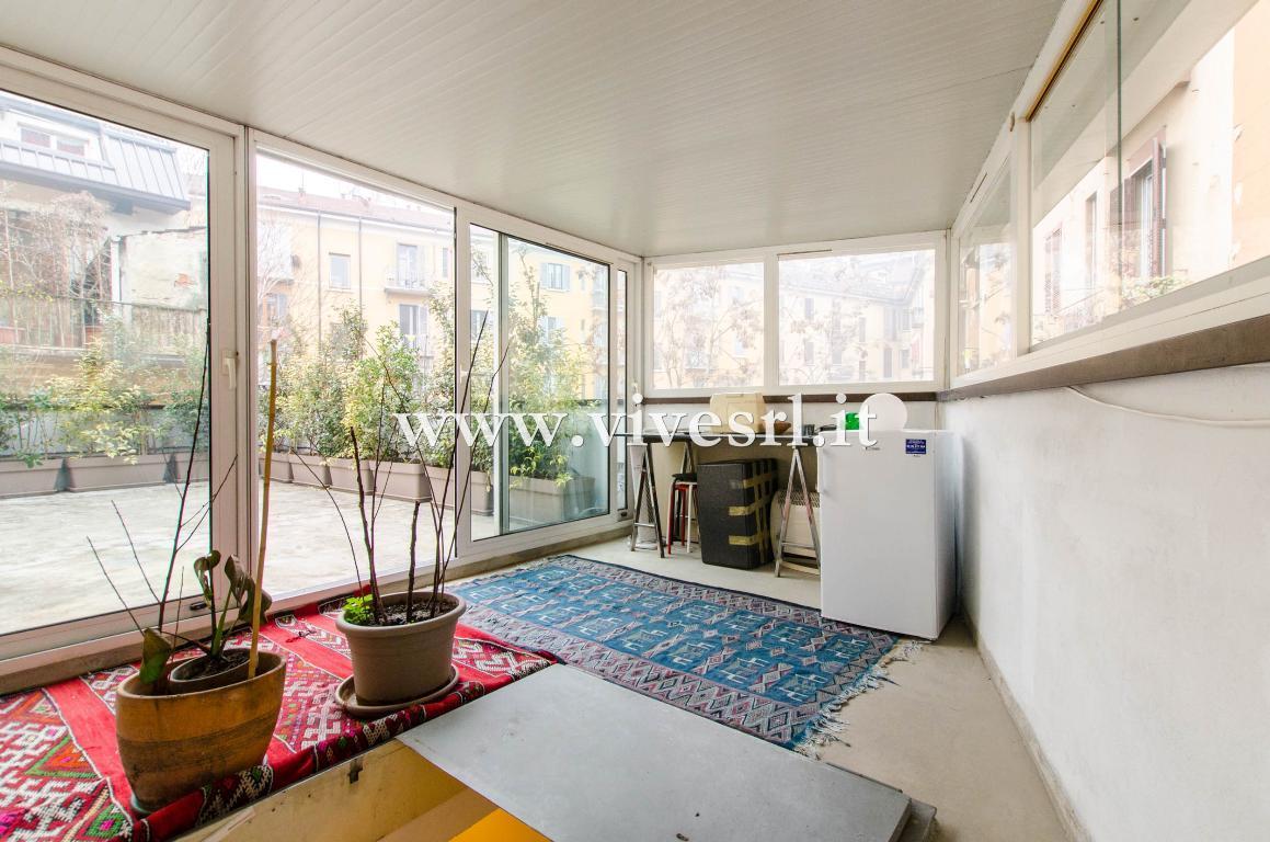 Appartamento in vendita milano via valtellina - Gb immobiliare milano ...