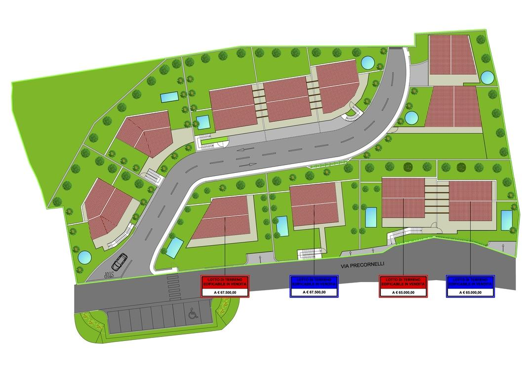 Terreno Edificabile Residenziale in Vendita a Palazzago