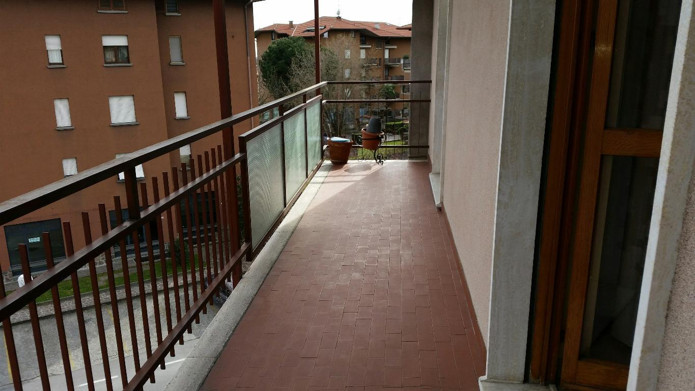 Bilocale Trescore Balneario Via Sant'ambrogio 6