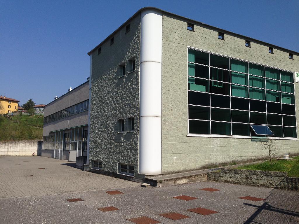 Capannone in affitto a Caprino Bergamasco, 9999 locali, zona Località: industriale, prezzo € 4.000 | CambioCasa.it