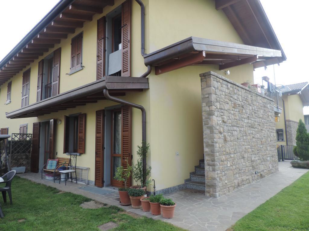 Foto - Appartamento In Vendita Mapello (bg)