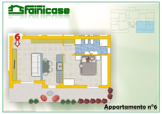 Affitto  bilocale Truccazzano Via Manzoni 16 1 430268