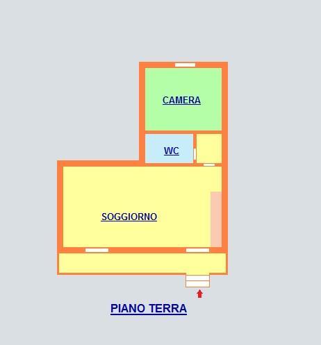 Vendita  bilocale Montegrino Valtravaglia Via Gragna 9 1 744665