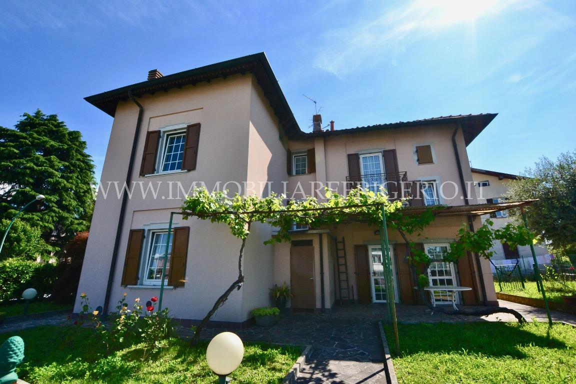 Vendita villa singola Cisano Bergamasco superficie 160m2
