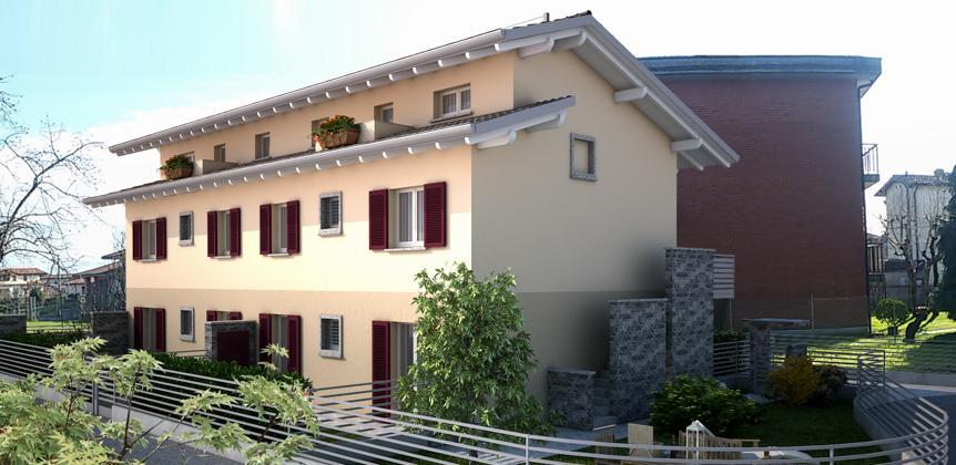 Appartamento in vendita a Mapello, 3 locali, prezzo € 210.000 | Cambio Casa.it