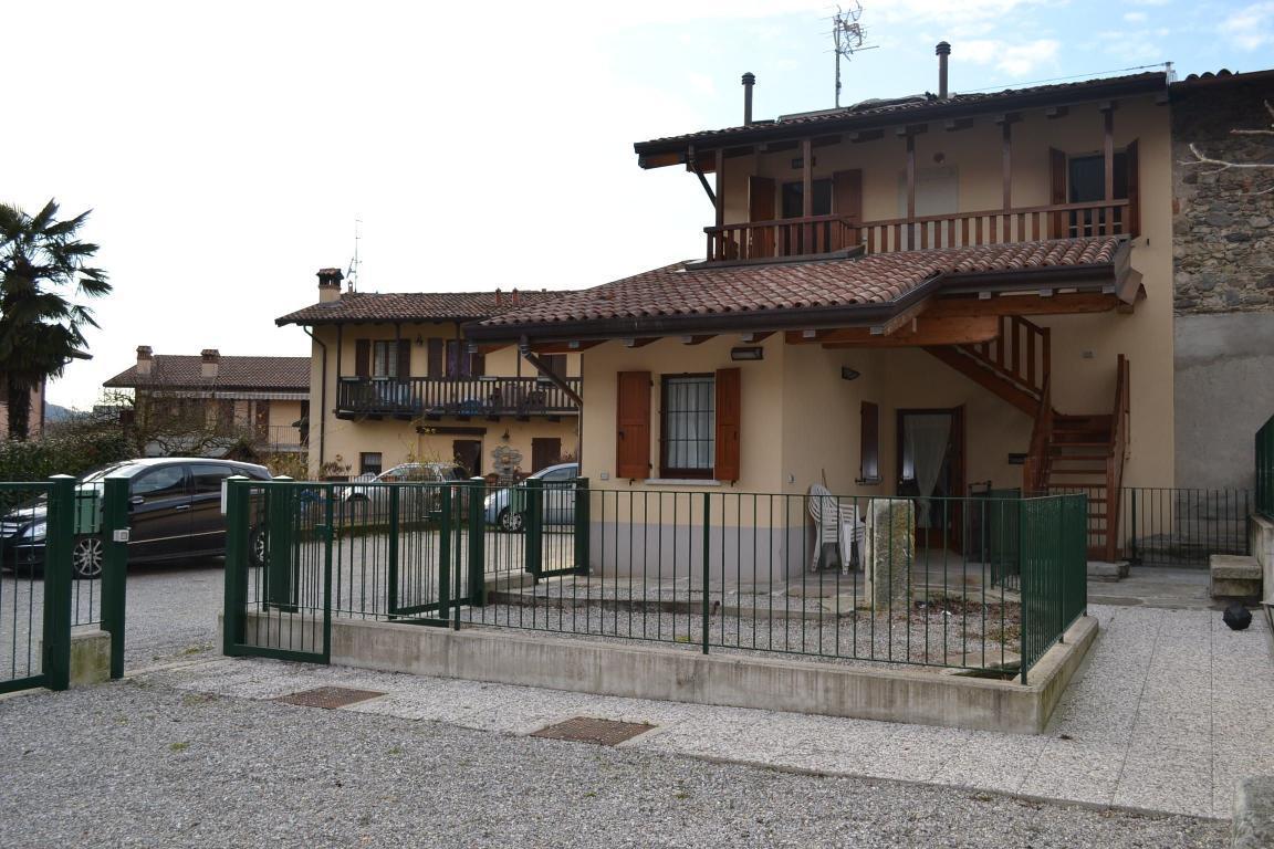 Appartamento in affitto a Cisano Bergamasco, 1 locali, zona Località: torchio, prezzo € 380 | Cambio Casa.it