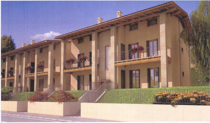 Appartamento in vendita a Villa d'Adda, 5 locali, zona Località: Parte Alta, prezzo € 207.000 | Cambio Casa.it