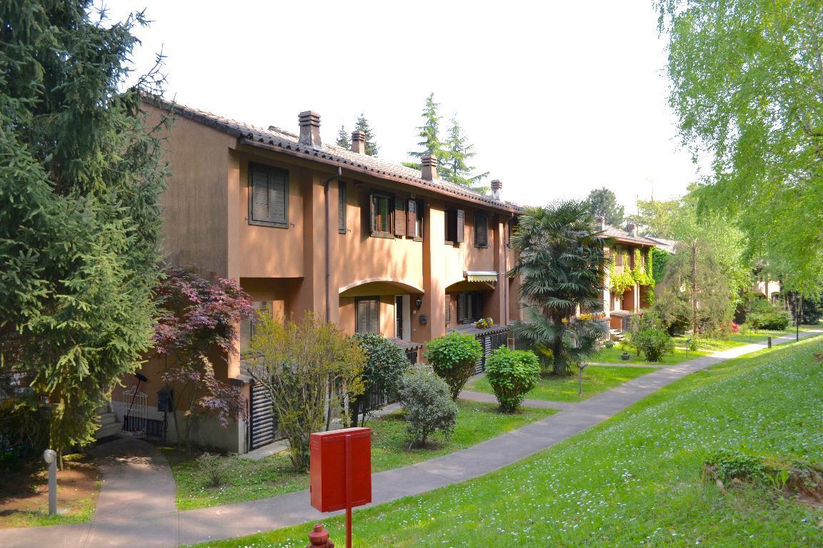 Villa a Schiera in Vendita a Calco