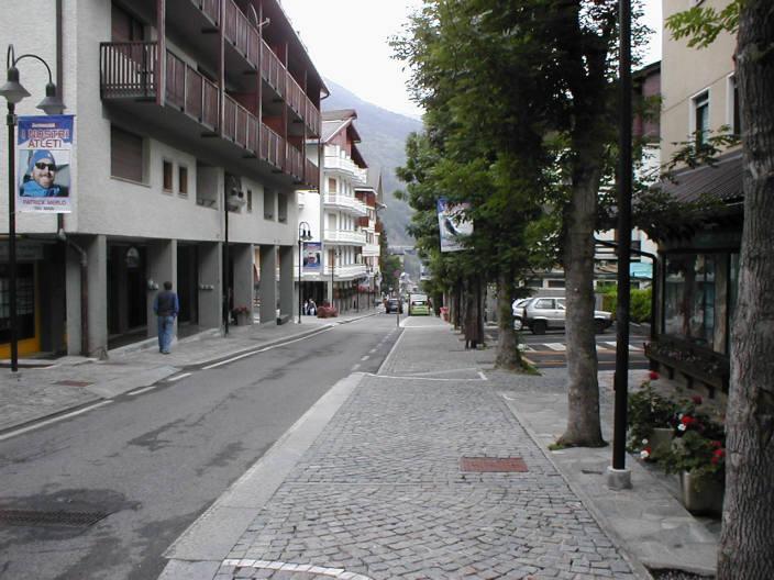 Bilocale Bardonecchia Via Papa Giovanni 1