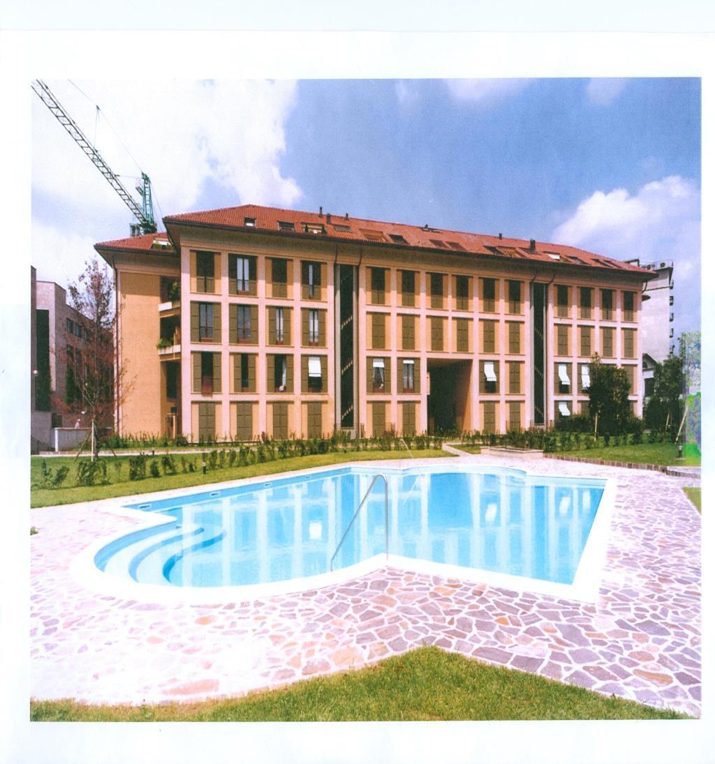 Appartamento in vendita a Monza, 4 locali, zona Località: Centro storico, prezzo € 550.000 | Cambiocasa.it