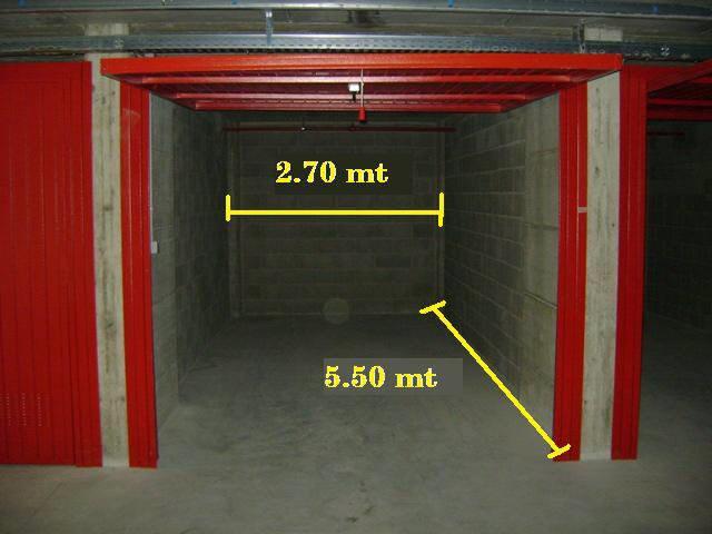 Box / Garage in affitto a Monza, 9999 locali, zona Località: GRAZIE VECCHIE SAN GERARDO, prezzo € 130 | Cambio Casa.it