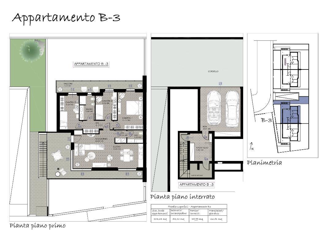 Appartamento Vendita Mapello 4506