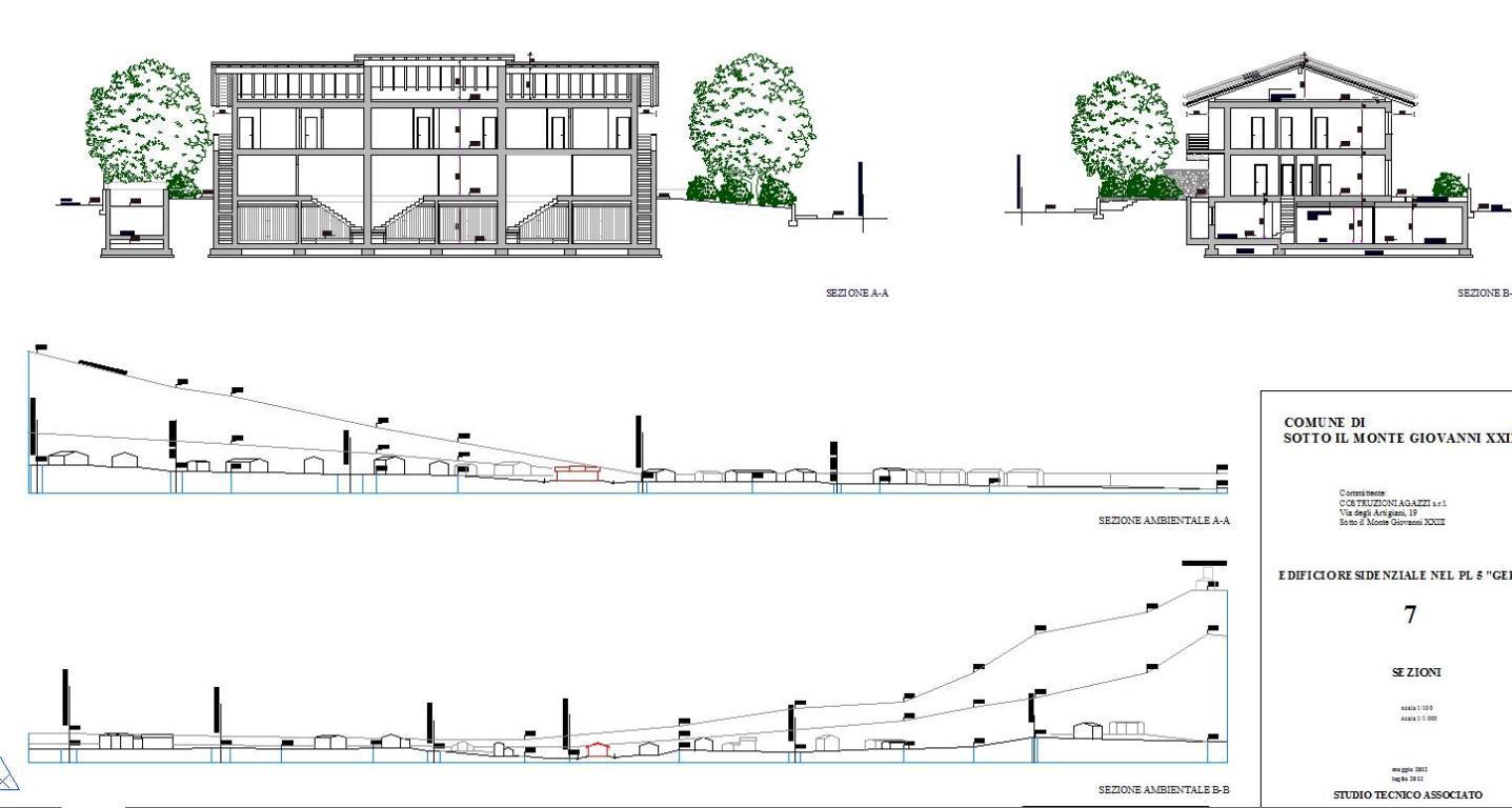 Soluzione Semindipendente in vendita a Sotto il Monte Giovanni XXIII, 3 locali, zona Località: gerola, prezzo € 295.000 | Cambio Casa.it