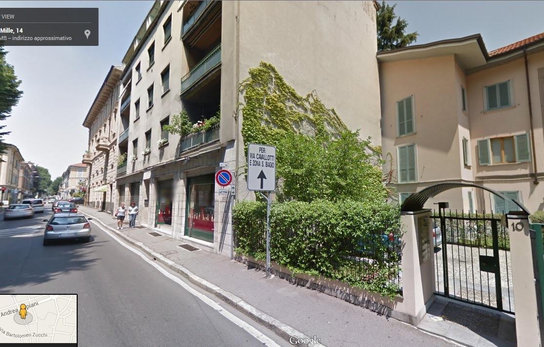 Bilocale Monza Via Dei Mille 14 1
