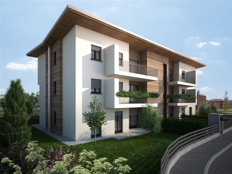 Appartamento in vendita a Mapello, 4 locali, prezzo € 216.000 | Cambio Casa.it