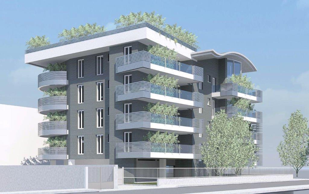 Appartamento in vendita a Monza, 3 locali, prezzo € 381.000   Cambio Casa.it